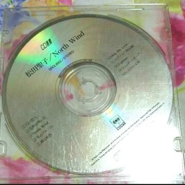 松田聖子 North Wind 風は秋色ノースウィンド CD アルバム 昭和