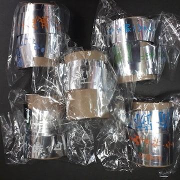 コブクロライブ銀テープ9本詰め合わせ福袋