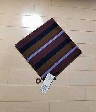 新品◆NICOLE◆ストライプスカーフ定価¥6800◆ニコル
