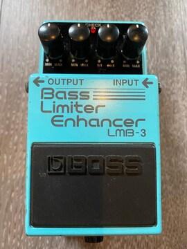 Boss LMB-3 Bass Limiter Enhancer ボス ベース リミッター