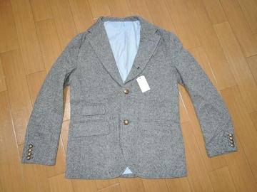 新品DAYS&DAY CRAFTツイードテラードジャケットM半額以下