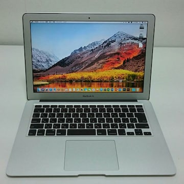 ★極 薄型★ サポート充実! アップル MacBook Air Office