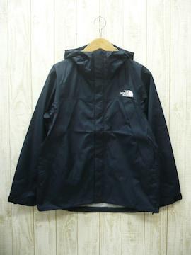 即決☆ノースフェイス特価 BLK/XL ドットショットジャケット 防水 透湿 ウインド