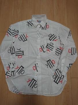 レア!! '80YMOワールドツアー ステージシャツ / サイズフリー  ユキヒロタカハシコレクション限定版