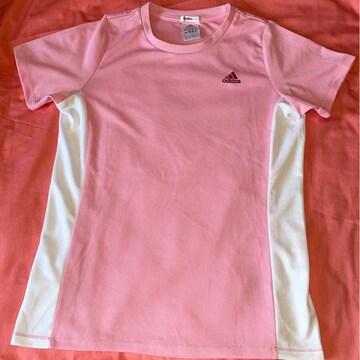 ♯adidas♯スポT 速乾Tシャツ L アディダス