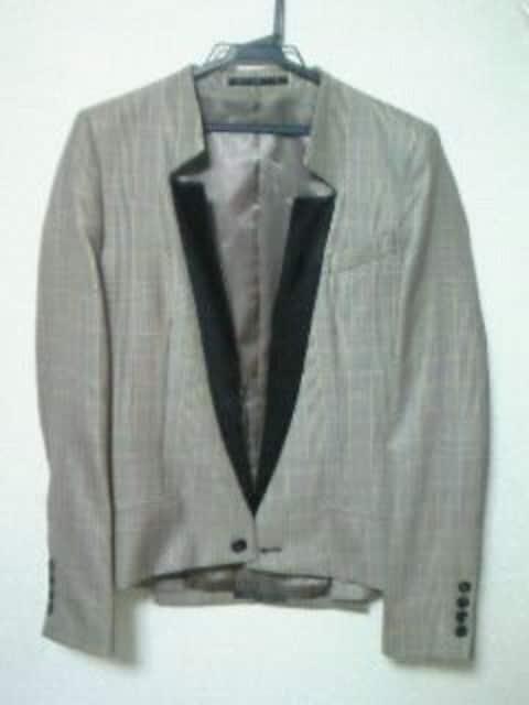 takuya∞着 ato ジャケット+ベスト 東京ドーム uverworld  < 男性ファッションの