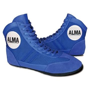 アルマALMAグラップリングシューズ サンボ レスリング 柔術GSS1