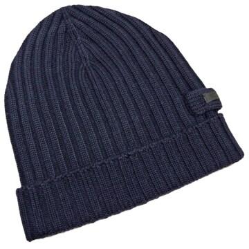 新品プラダPRADAウール100%ニット帽子ビーニー男女兼用