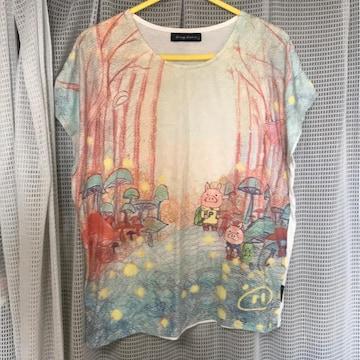 drug store's の可愛いTシャツ