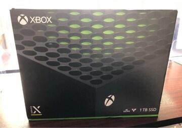 Microsoft Xbox Series X 1TB 本体