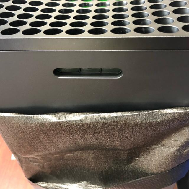 Microsoft Xbox Series X 1TB 本体 新品未開封 < ゲーム本体/ソフトの