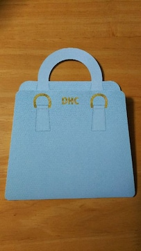 DHC ディーエイチシー ハンドバッグケースが可愛い メイクアップキット コスメ 試供品セット