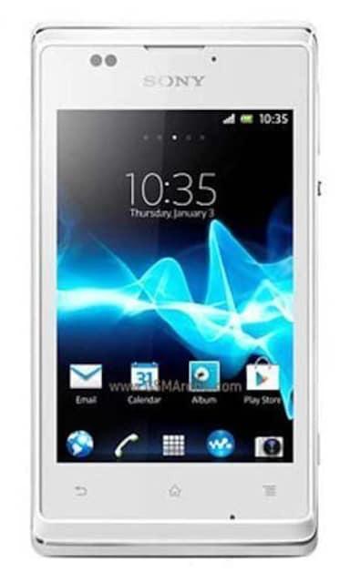 SONY Xperia E  C1505 SIMフリー  ホワイト  < 家電/AVの