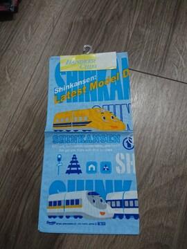 新幹線 ハンカチ新品�A