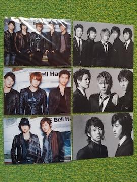 ☆東方神起☆3rd  TOUR2008ポストカード★4th TOUR2009生写真3枚♪