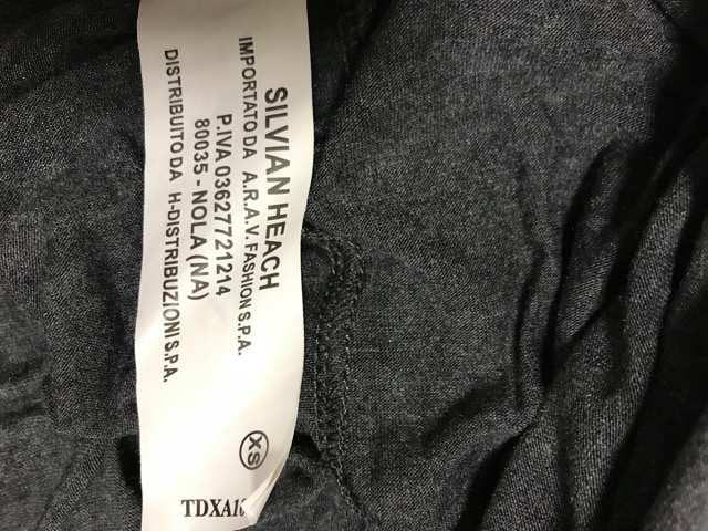 SILIAN HEACH・カットソー・新品・サイズXS < 女性ファッションの