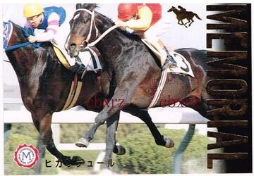 ヒカリデュール MEMORIALブローアップカードM4 競馬