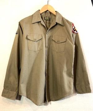 BB BRAND■80'sVINTAGE■シャツ■ロイヤルレンジャーズ■USA製
