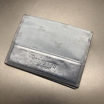即決 Burberrys OF LONDON バーバリー 名刺入れ カードケース