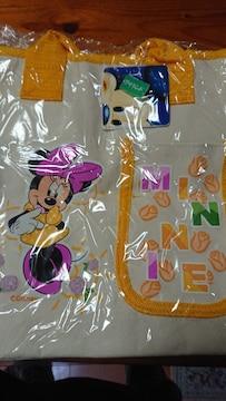 ミニーマウスのトートバッグ