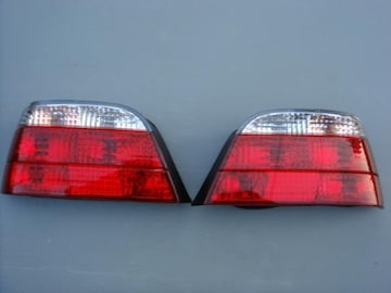 BMW E38 クリスタルテールランプ