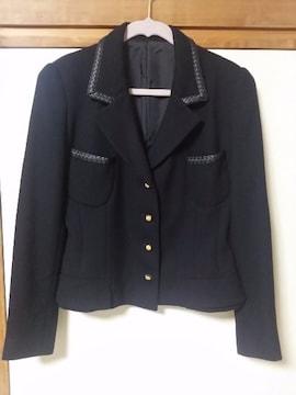 アンティーク★美品♪黒ジャケット《9号》