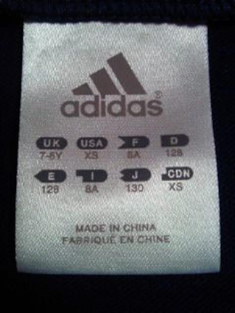 サッカー adidas アディダス 日本代表 ユニフォーム 10 ホーム ブルー 130 < ブランドの