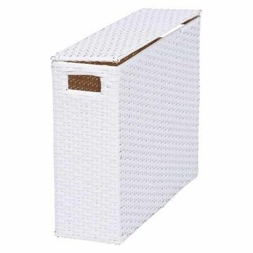トイレットペーパーボックス(ホワイト) RTR-2403WH
