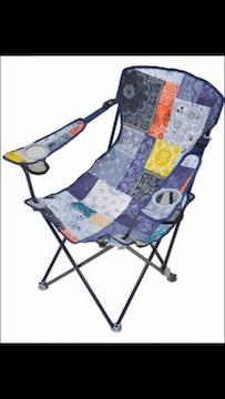 ディズニー LOGOS コラボ リクライナーチェア 椅子 ミッキー & フレンズ アウトドア