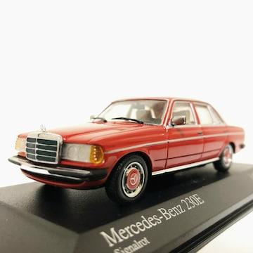 PMA/'76 Mercedes-Benzベンツ 230E 1/43 限2208