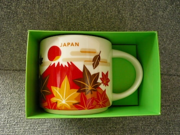 STARBUCKS「You are here collection マグJAPAN Autumn」56