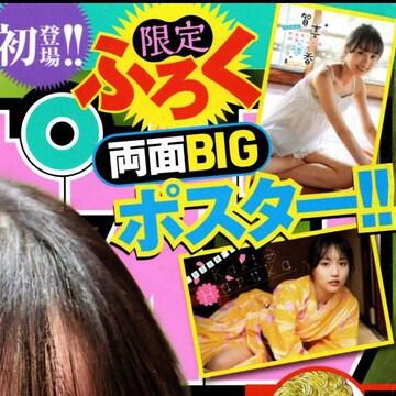 賀喜遥香(乃木坂46) 両面BIGポスター