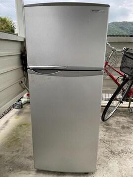 メーカー不明小型冷蔵庫