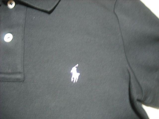 wr303 女 RALPH LAUREN ラルフローレン 半袖ポロシャツ Sサイズ < ブランドの