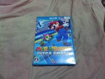 【Wii U】マリオテニス ウルトラスマッシュ