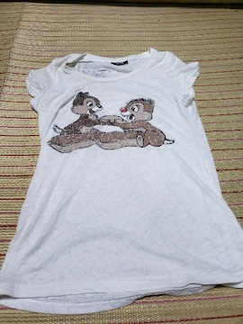 チップ&デールD24限定ティシャツ