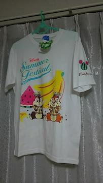 レア 新品 タグ ディズニー  サマーフェスティバル 半袖 Tシャツ  ◎ フルーツ  水着