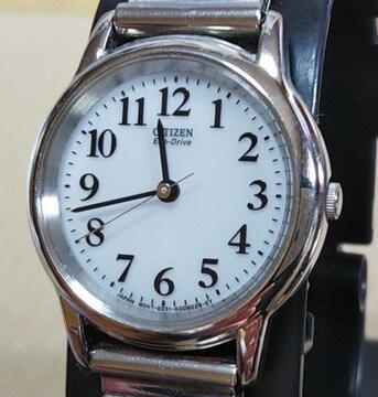 CITIZEN シチズン E031-K006074 ソーラー 腕時計 レディース