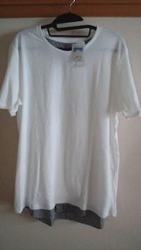 【新品タグつき】Tシャツ☆大きいサイズ