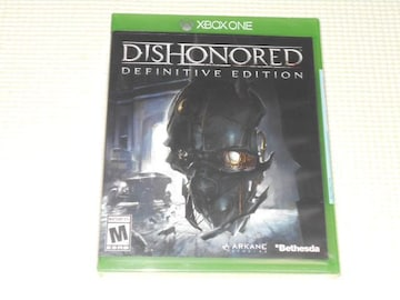 XBOX ONE★DISHONORED DEFINITIVE EDITION 海外版