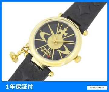 新品 即買い■ヴィヴィアン ウエストウッド 腕時計 VV006BKGD