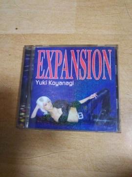 ★送料無料 【CD】 EXPANSION Yuki Koyanagi 小柳ゆき★