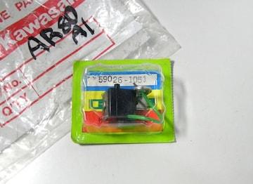 カワサキ AR50 AR80 AE50 AE80 パルサーピックアップ 絶版