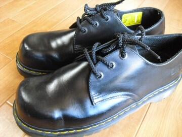 ドクターマーチン スチールトゥ ブーツ 29センチ