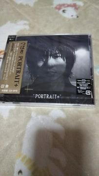 新品『ポートレート+』 [限+DVD][CDアルバム]つばき初回版