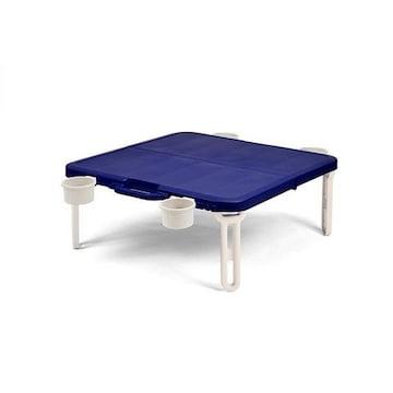 テーブル バタフライレジャーテーブル ネイビー