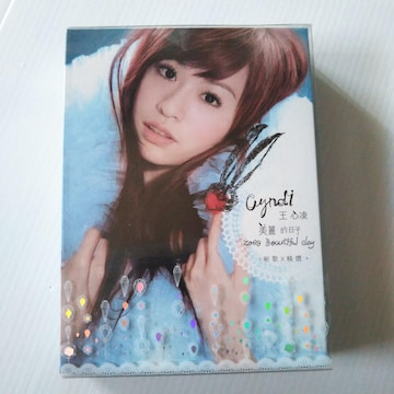 シンディ  ワン『美麗的日子』ベスト6CD(廃盤)