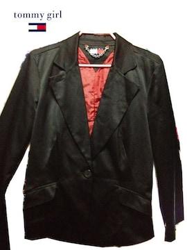 トミーガール☆黒ジャケットM