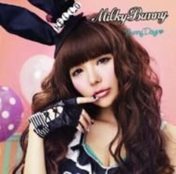 1万枚限定盤 Milky Bunny Bunny Days