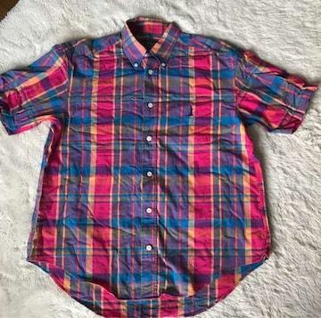 EAST  BOY  イーストボーイ チェックシャツ Mサイズ